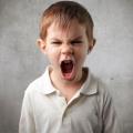 Грубий дитина. Що робити, якщо дитина грубить дорослим?