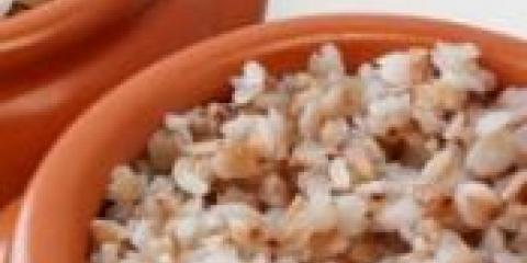 Жорстка гречана дієта але без голодування, рецепт